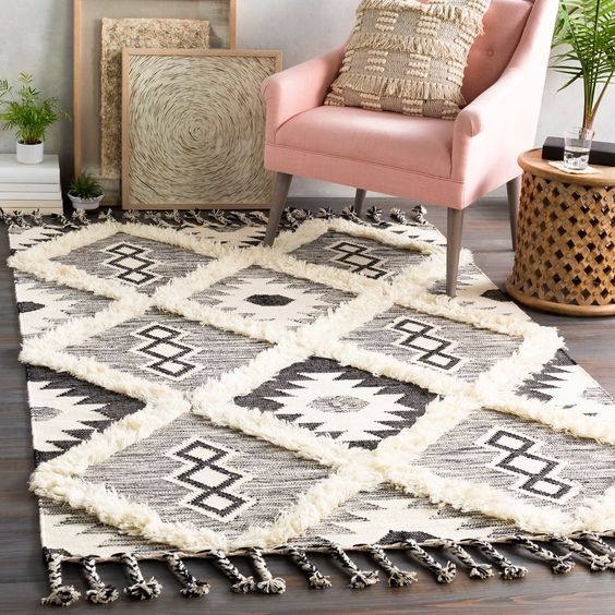 Overstock Com Online Shopping Bedding Furniture Electronics Jewelry Clothing More In 2020 Area Rugs Fringe Rugs Wool Area Rugs