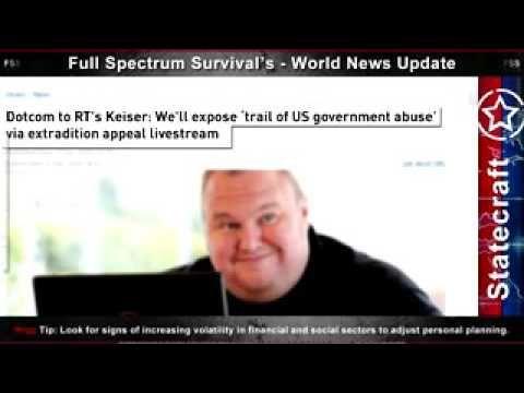 World News Update   Chemical Death Spray   US Propoganda Machine   Food ...