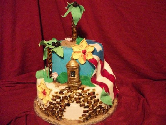 Birthday Cakes Cake Images And Puerto Rico On Pinterest