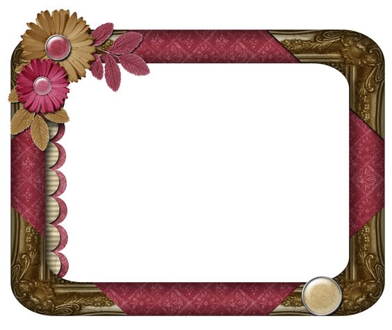 Free frames png free digital scrapbook elements free for Frame per foto