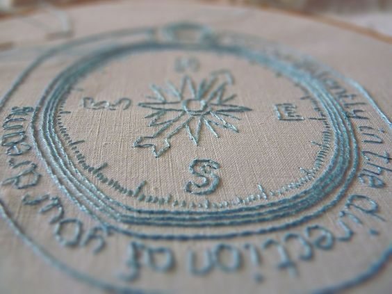 compass by thingshandmade, via Flickr