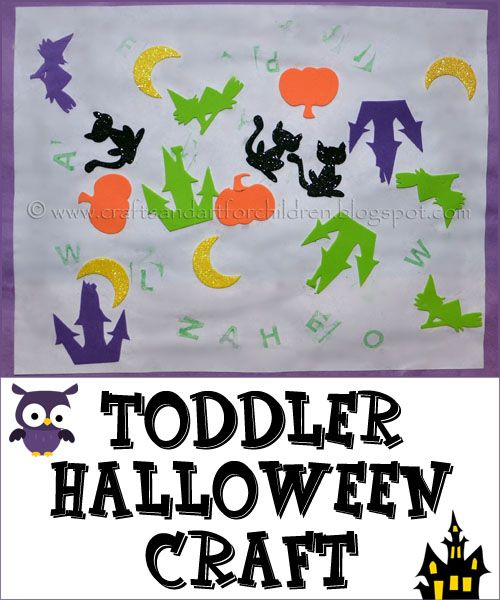 17 Best images about Halloween lesson plan on Pinterest Kids - easy homemade halloween decorations for kids