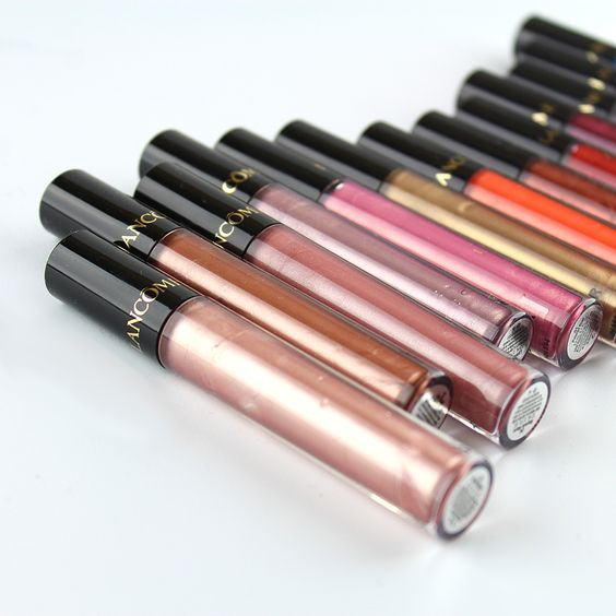 Lancôme Le Metallique Metallic Lip Lacquer