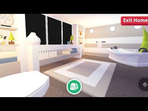 Adopt Me Bathroom Build Estate Youtube Sims House Design Cute Room Ideas House Design