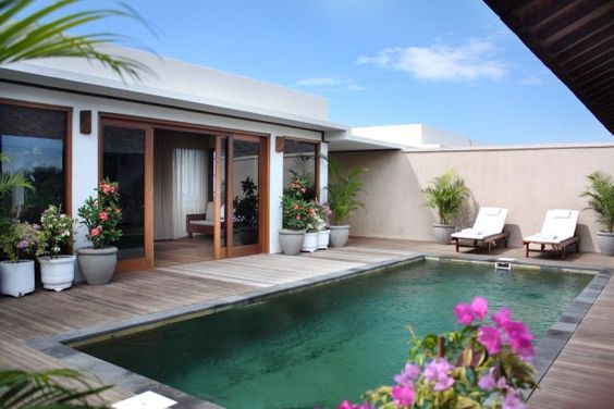 Image Detail For Small Bali House Plans Resort Style