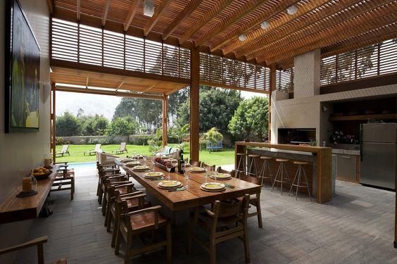 Casa de Campo El Ombu / Oscar Gonzalez Moix