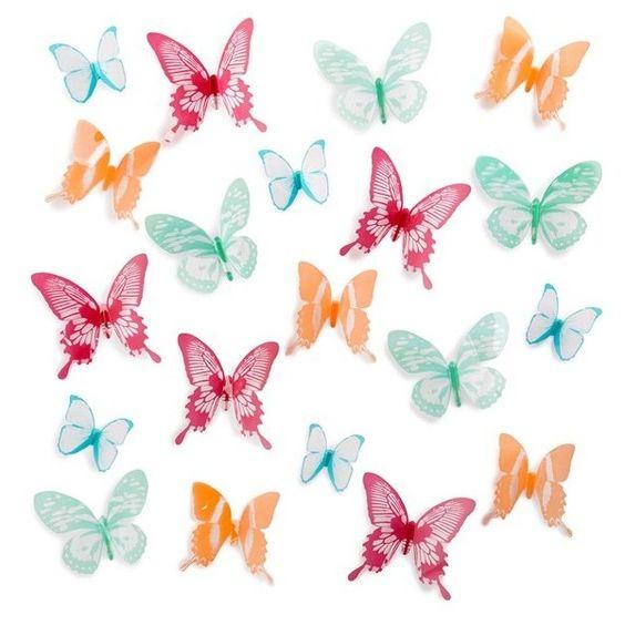 Umbra Wall Decor Butterflies : The world s catalog of ideas