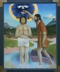 """baptême du Christ"""
