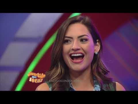 Visita Elenco Primer Impacto Borjes Voces, Jackie Guerrido
