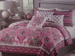 Pink paisley.  Love Cynthia Rowley prints!
