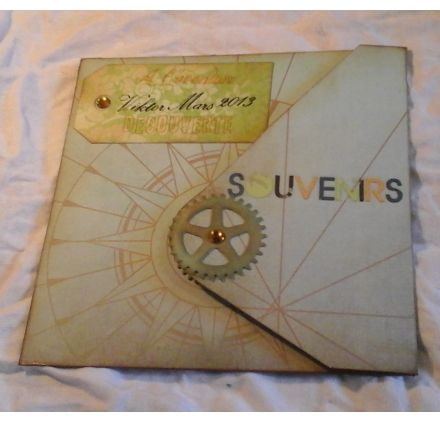 Réaliser une pochette CD : Sandrine V