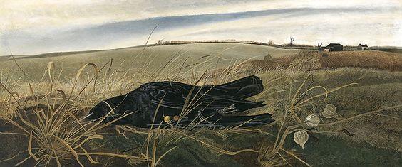 """""""Winter Fields,"""" 1942.:"""