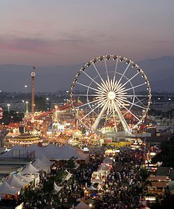 Pomona, California - L.A. County Fair in Pomona. Wikipedia, the free encyclopedia