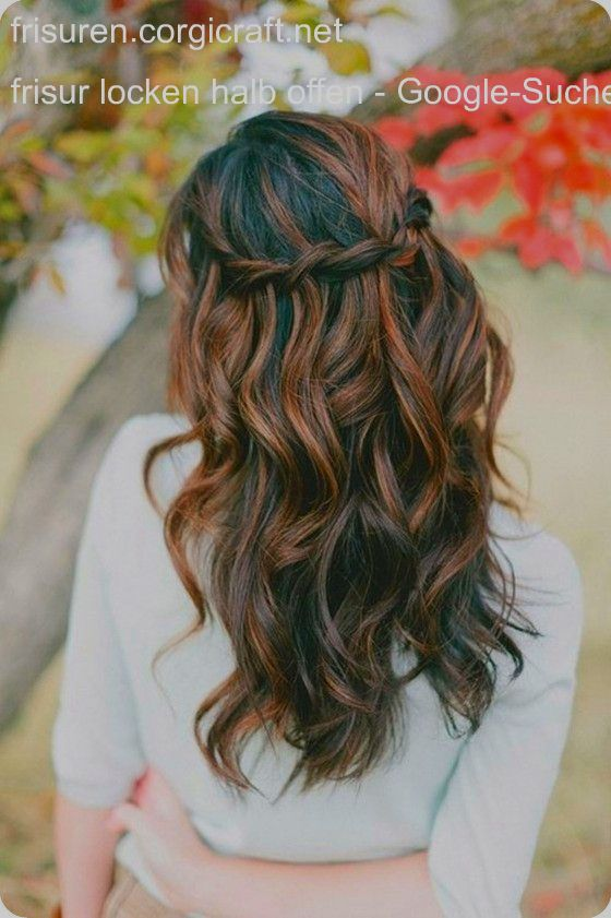 Frisur Locken Halb Offen Google Suche Frisuren Haare Frisuren Corgicraft Net Frisur Ideen Hochzeitsfrisuren Lange Haare Hochzeitsfrisuren