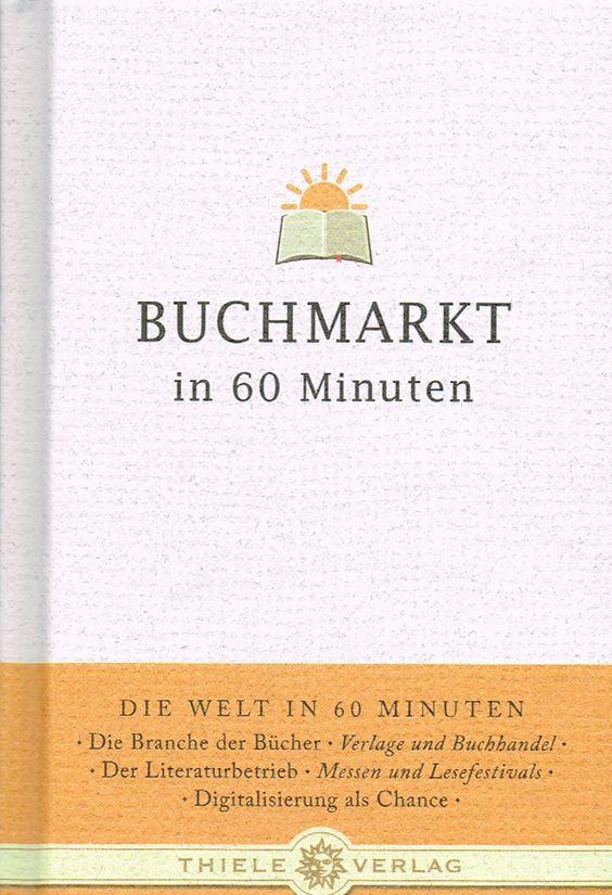 Alles über den Buchmarkt in 60 Minuten: http://www.mackensen.de//shop/item/9783851793000