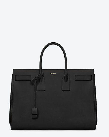 Saint Laurent's Classic Sac De Jour Bag