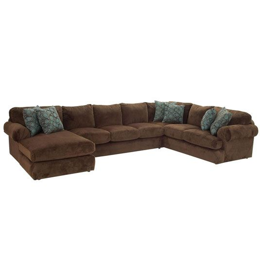 Scottsdale 2 sectional jerome 39 s furniture my home for Jerome s furniture