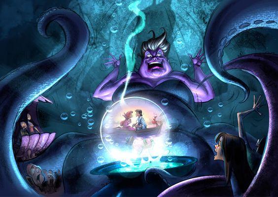 New Fantasyland in WDW - Little Mermaid ride