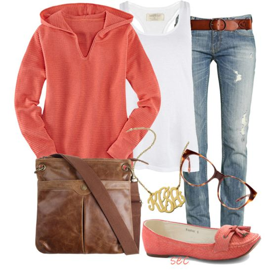 Coral - love the colour of the shoes, but not the style