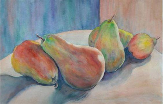 Five Pears, Kathleen Shea
