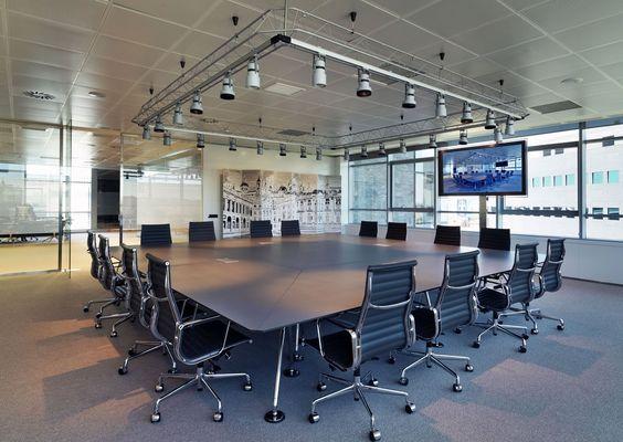 Muebles de diseño para oficina