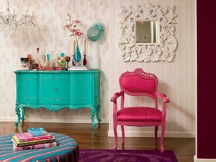 Beutiful neovintage room: