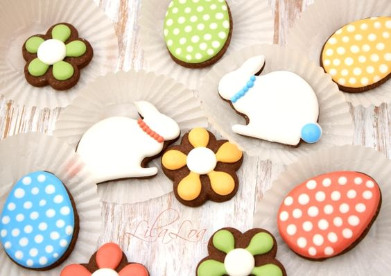 LilaLoa: Easter Cookies