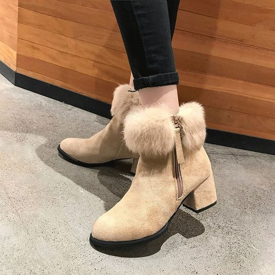 Perfect Winter Fall Boots