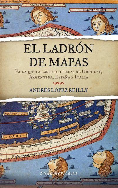 Una historia de ladrones que saquearon bibliotecas en Uruguay, Argentina, Italia y España