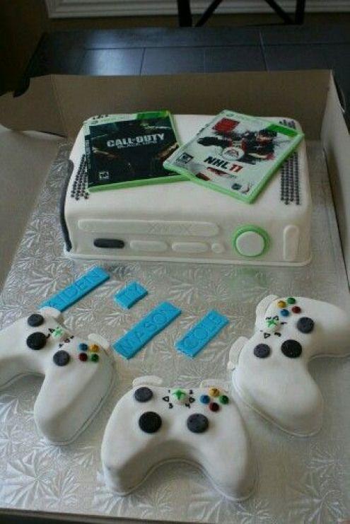 Ps Cake Videogames Video Games Cake Video Game Cakes Video