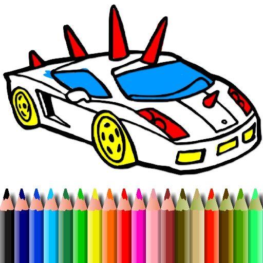 لعبة بتس تلوين سيارة جاتا Bts Gta Cars Coloring Color Enamel Pins Play