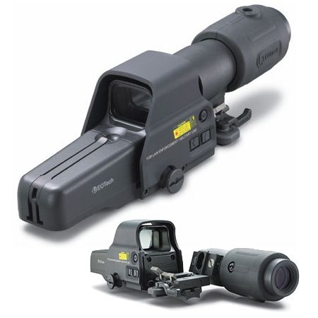 EOTECH 557.AR223 Holographic / Red Dot Sight - Night Vision Compatible