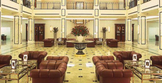 Berlin - Maritim Hotel Berlin ****+ DEHOGA -  More information on #Berlin: convention.visitBerlin.com