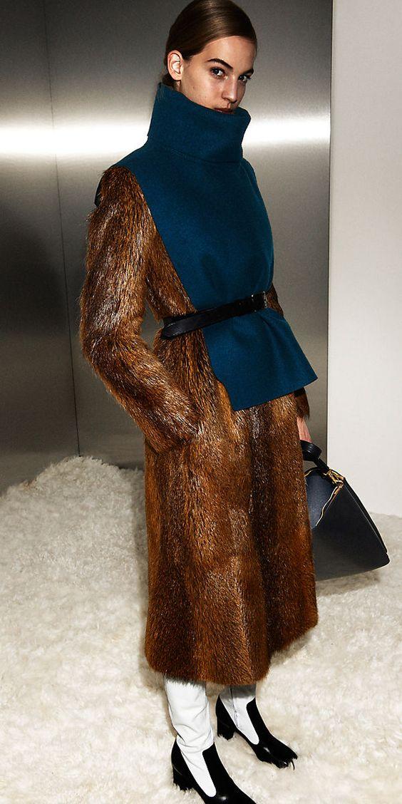 CÉLINE 2012 Fall ready to wear look 30