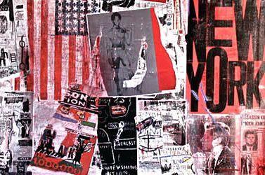 Un collage de l'artiste Jeff Callec