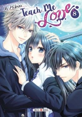 Couverture Du Livre Teach Me Love Tome 8 Anime