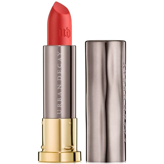 Urban Decay Vice Lipstick (55 BRL) ❤ liked on Polyvore featuring beauty products, makeup, lip makeup, lipstick, tilt, urban decay lipstick and urban decay