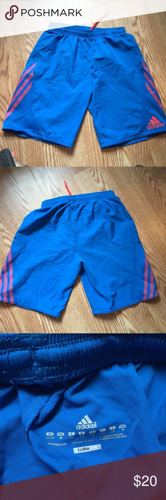 Adidas shorts Great condition Adidas boys shorts size Medium. adidas Bottoms Shorts
