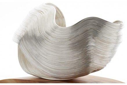 Nan Nan Liu 'Silver Twist Box':