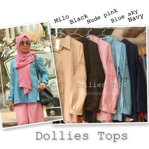 Dollies top  Follow my ig : @konoabyrini