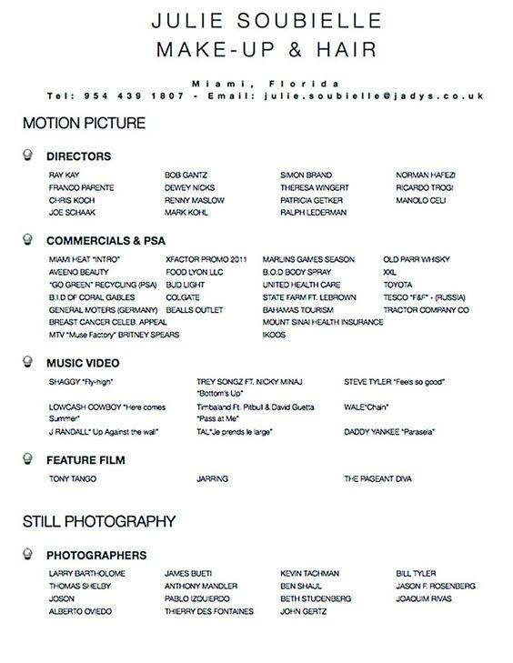 Hair Stylist Assistant Resume Sample -    jobresumesample - monster resume sample
