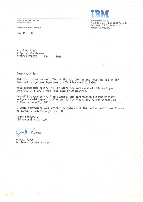 Supply Officer Appointment Letter Usmc letter from commanding – Appointment Letter