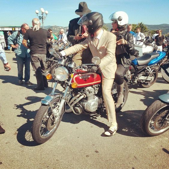 Honda CB 400 Four's photo on Instagram