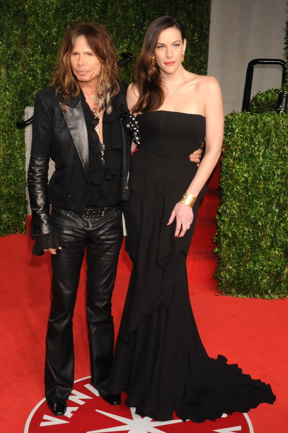 Steven Tyler and Liv father&daughter!