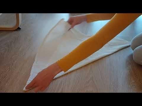 The Dragon Tongue Fold Youtube Fold Tongue Cloth Nappies