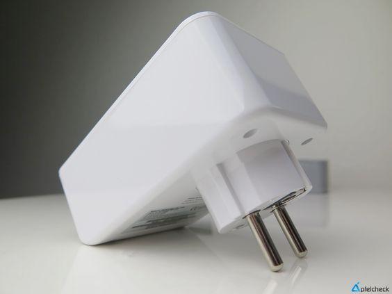 cool Review - Wlan-Steckdose Edimax Smart Plug SP-2101W mit iOS App und Strommessung