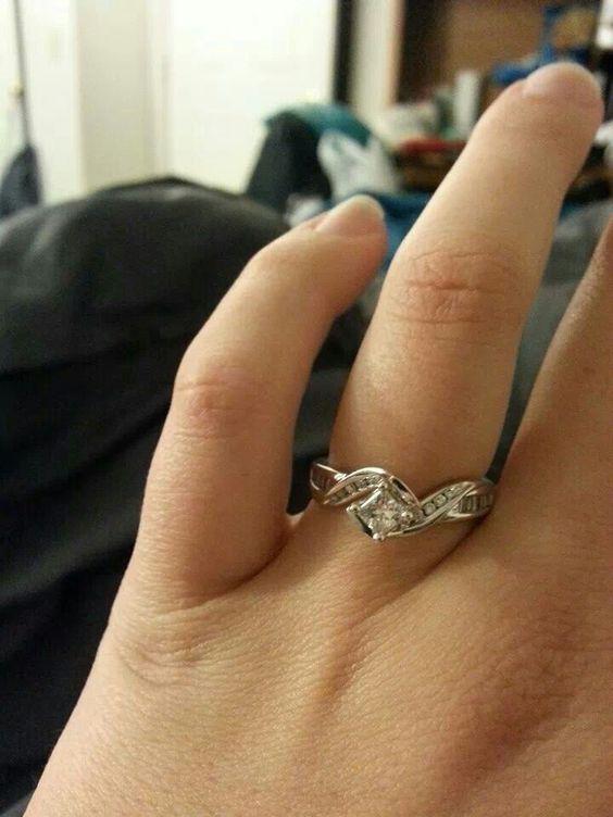Janessa engagement ring