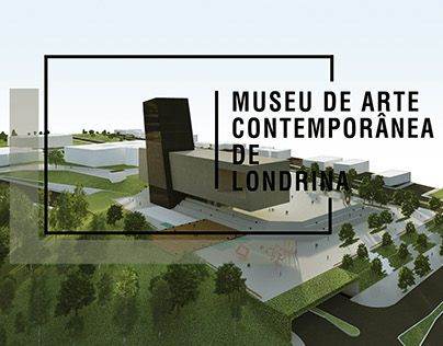 "Check out new work on my @Behance portfolio: ""TFGI: Museu de Arte Contemporânea de Londrina"" http://on.be.net/1DsYWZ0"