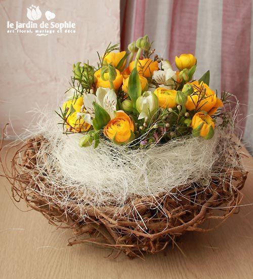 bouquet fleurs structure saule tortueux - Recherche Google  Bouquet ...
