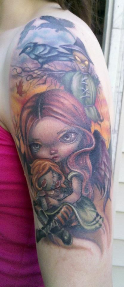 Jasmine Becket-Griffith: